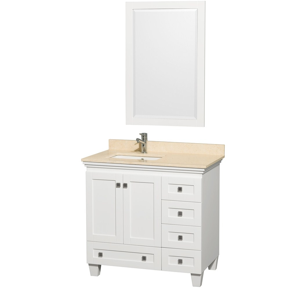 32 Bathroom Vanity With Drawers