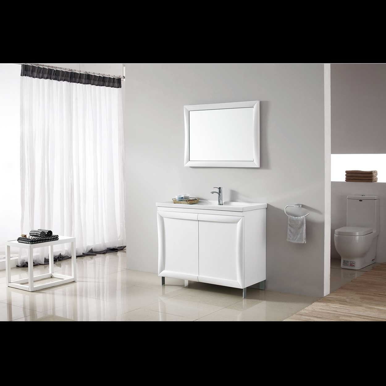 40 Bathroom Vanity No Top