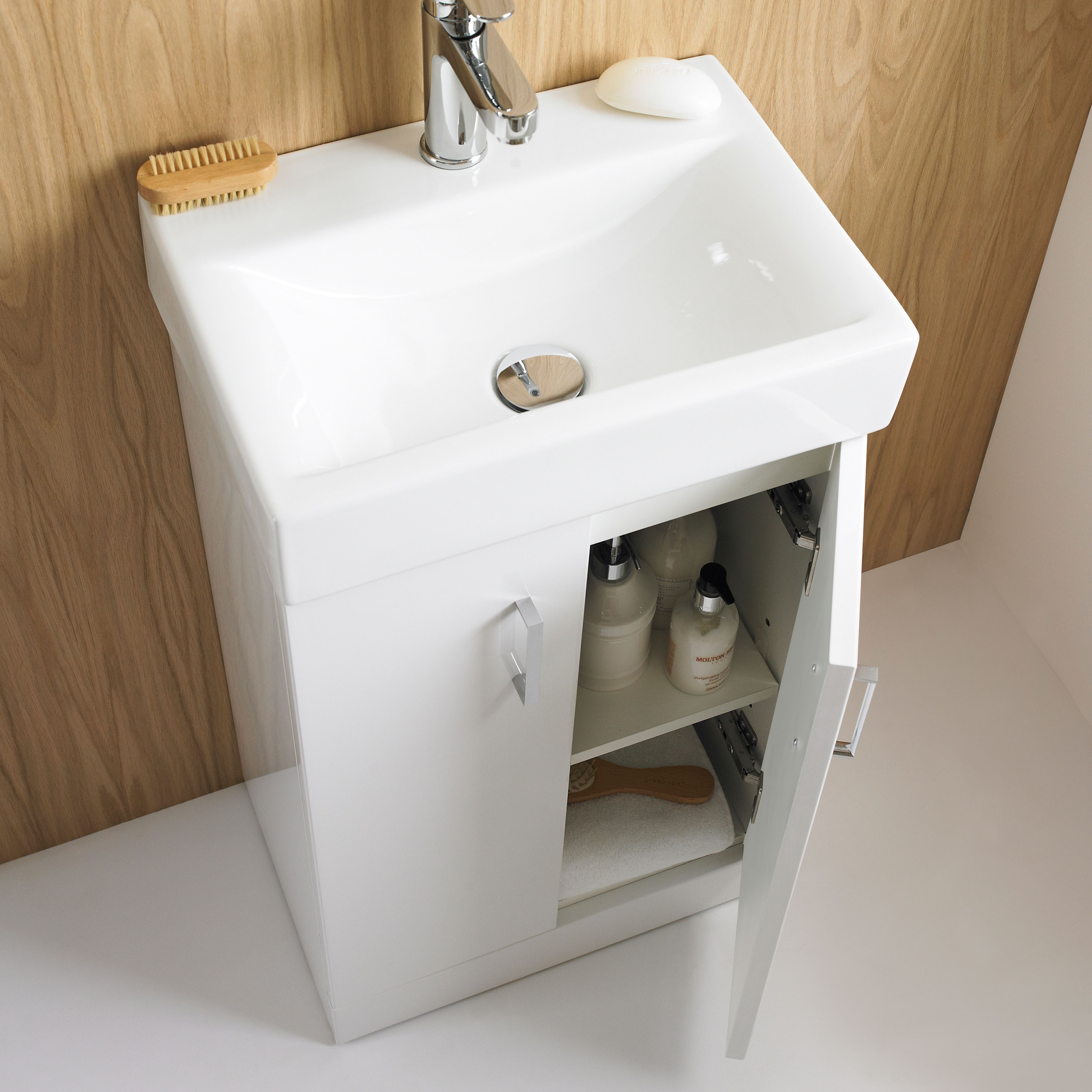 450mm Wide Bathroom Vanity Unit