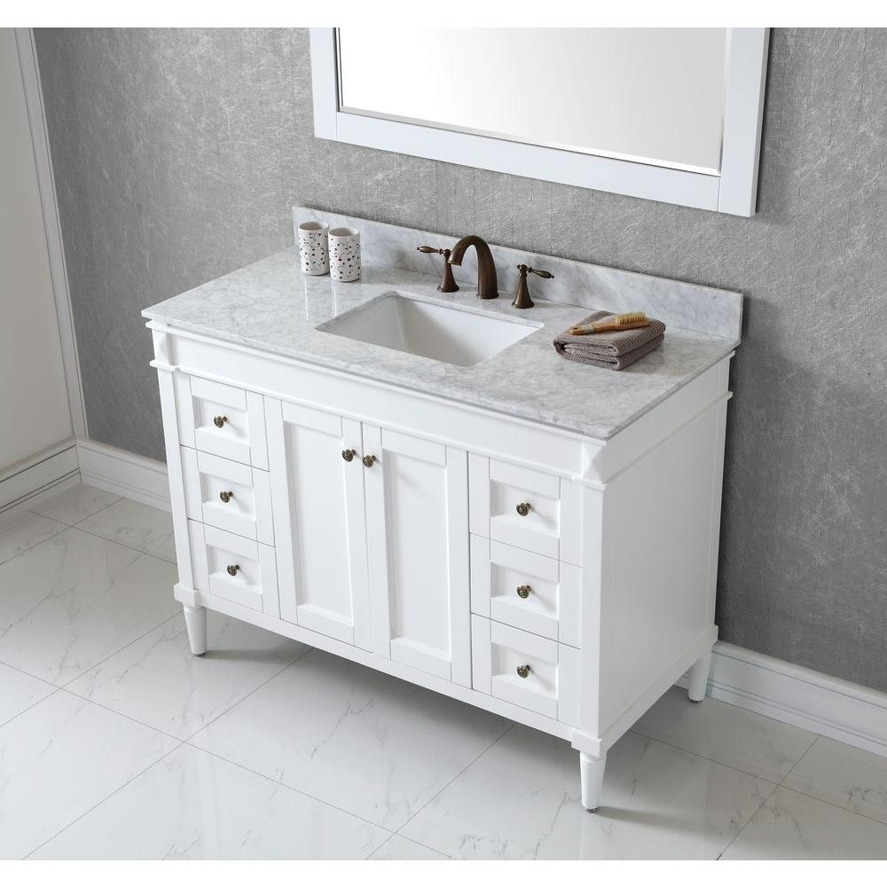 48 Inch Bathroom Vanity Top Only