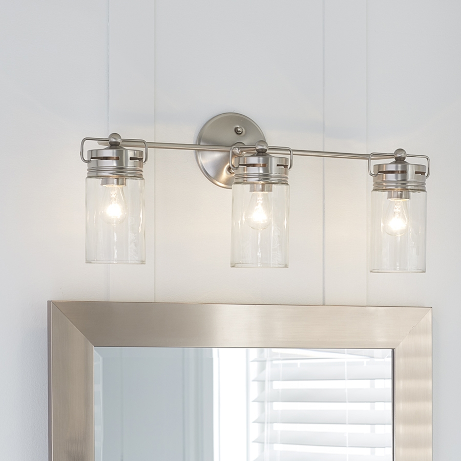 Allen Roth Bathroom Vanity Lights