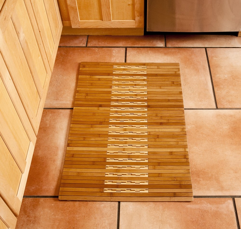 Permalink to Bamboo Bathroom Rug