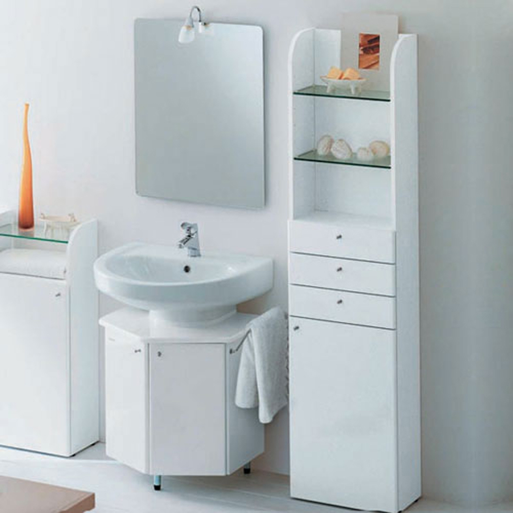 Permalink to Bathroom Cabinet For Small Bathrooms