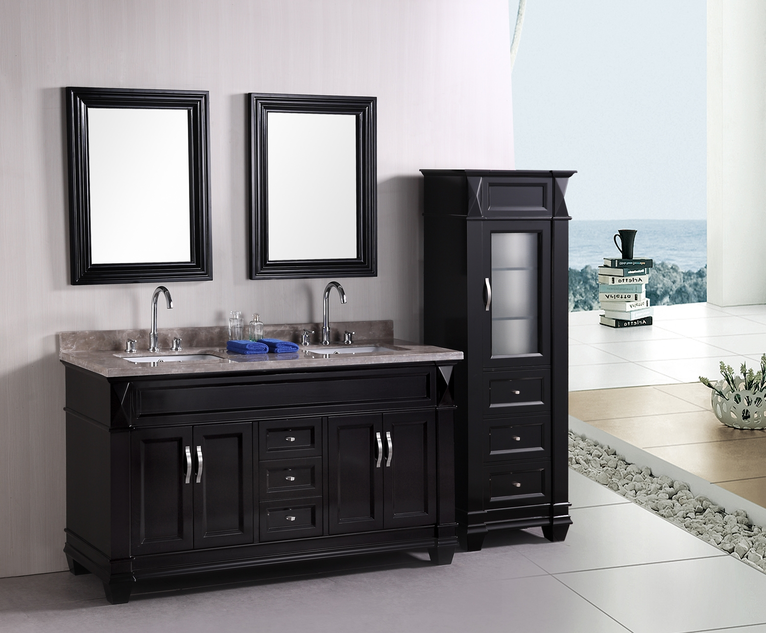 Bathroom Double Vanity Sets