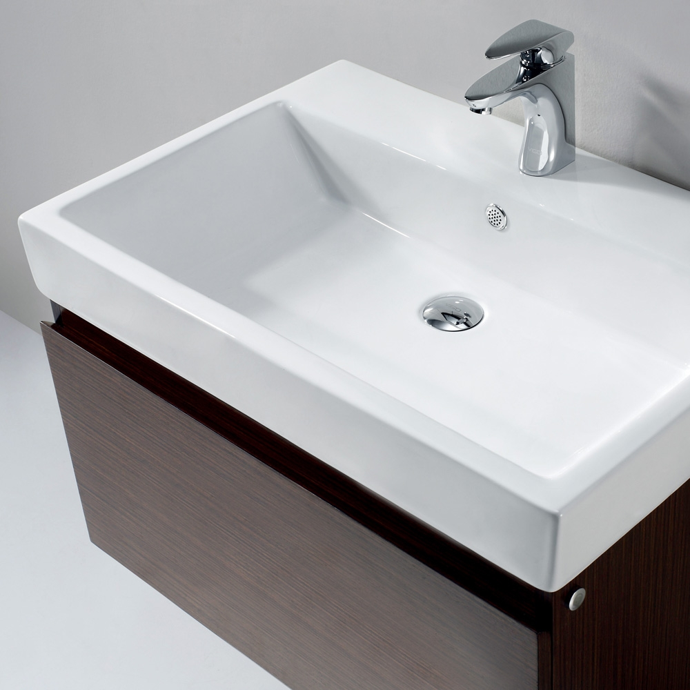 Bathroom Sink On Top Of Vanity