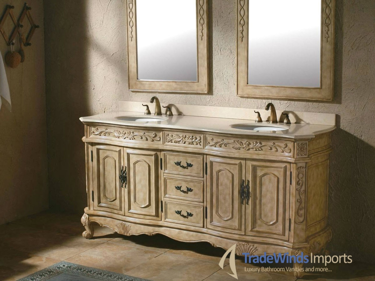 Bathroom Vanities That Look Like A Piece Of Furniture