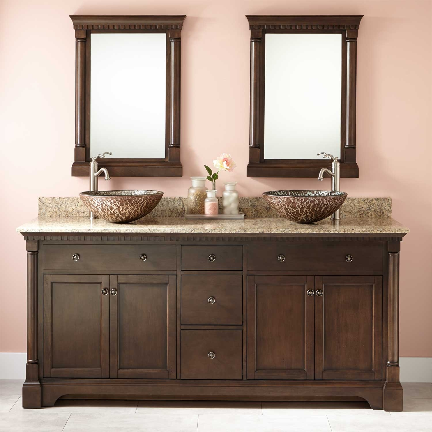 Bathroom Vanities With Bowl Sinks
