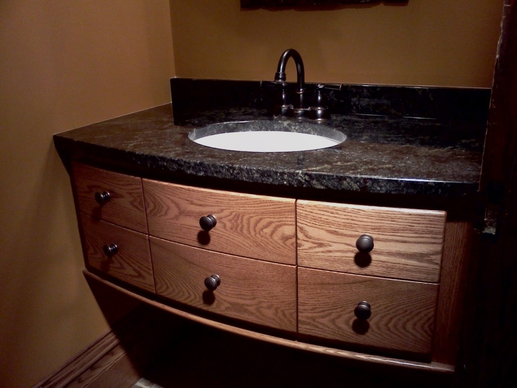 Bathroom Vanities Without Tops And Sinks