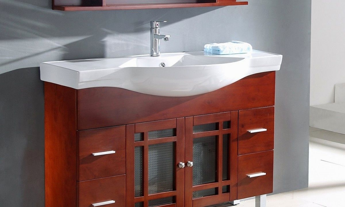 Bathroom Vanity 18 Inch Deep