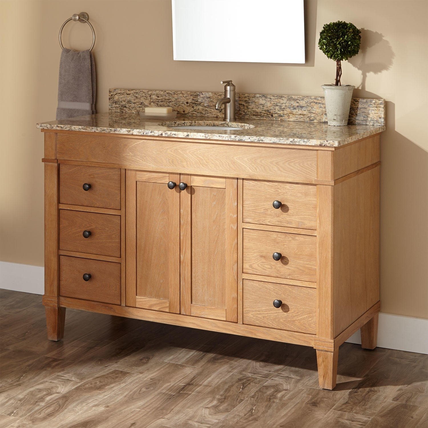 Bathroom Vanity 45 Inches Wide
