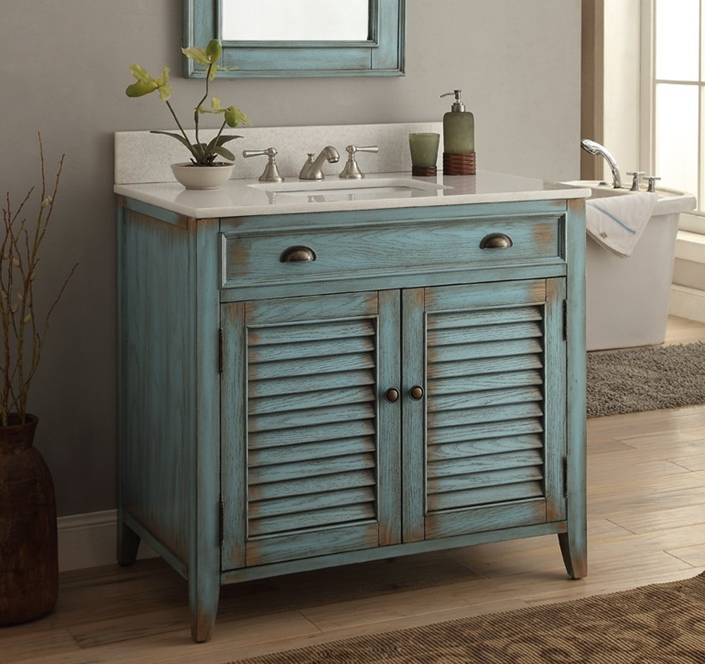Bathroom Vanity Cabinets No Sink