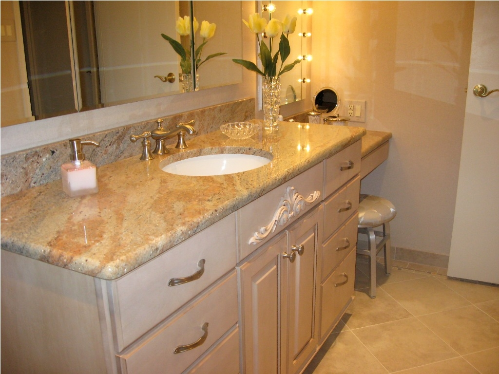Bathroom Vanity Countertop Materials