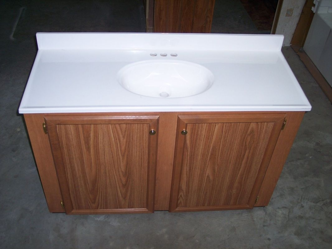 Bathroom Vanity For Mobile Home
