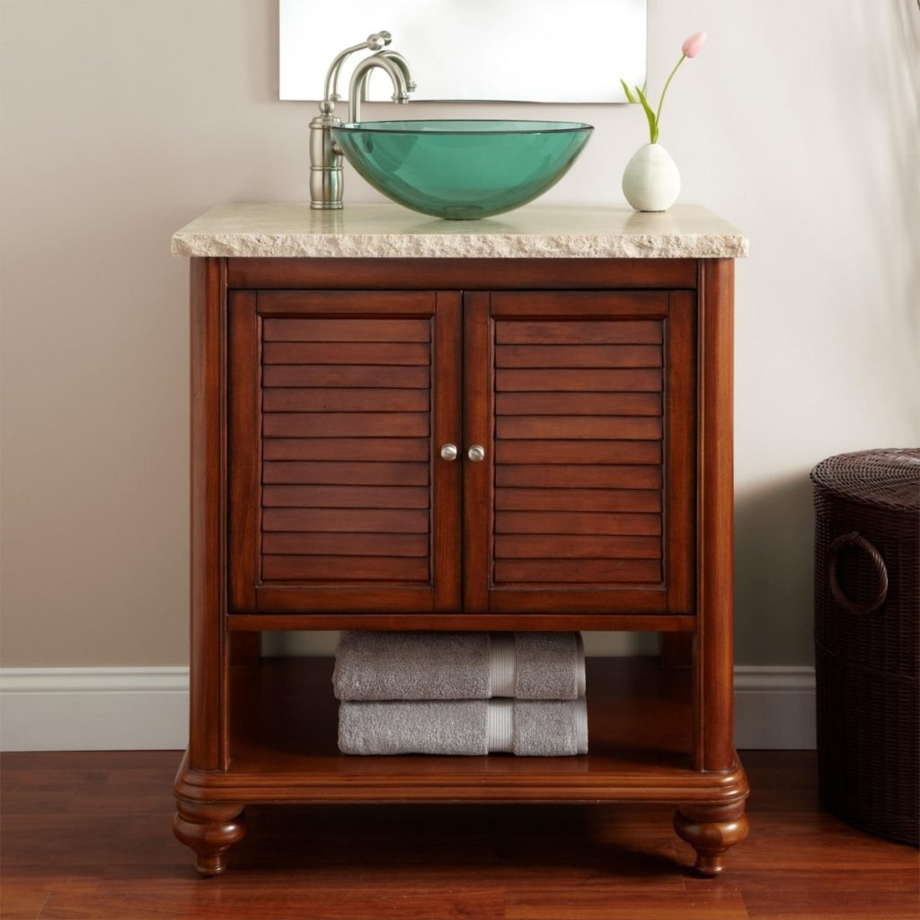 Bathroom Vanity With Top Closeout