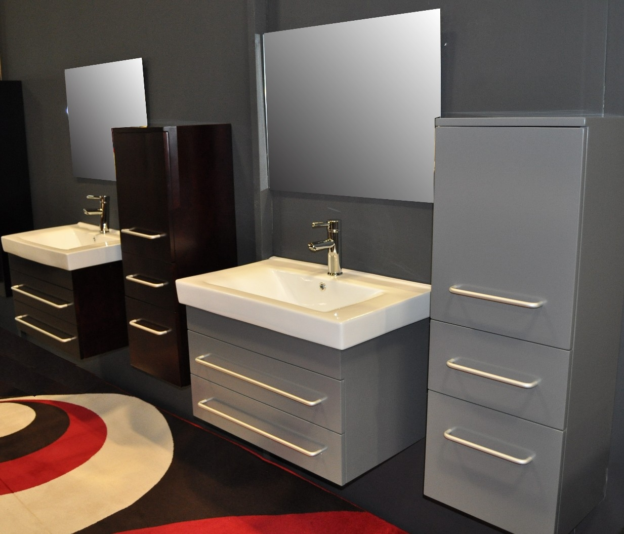 Contemporary Sinks And Vanities For Bathrooms