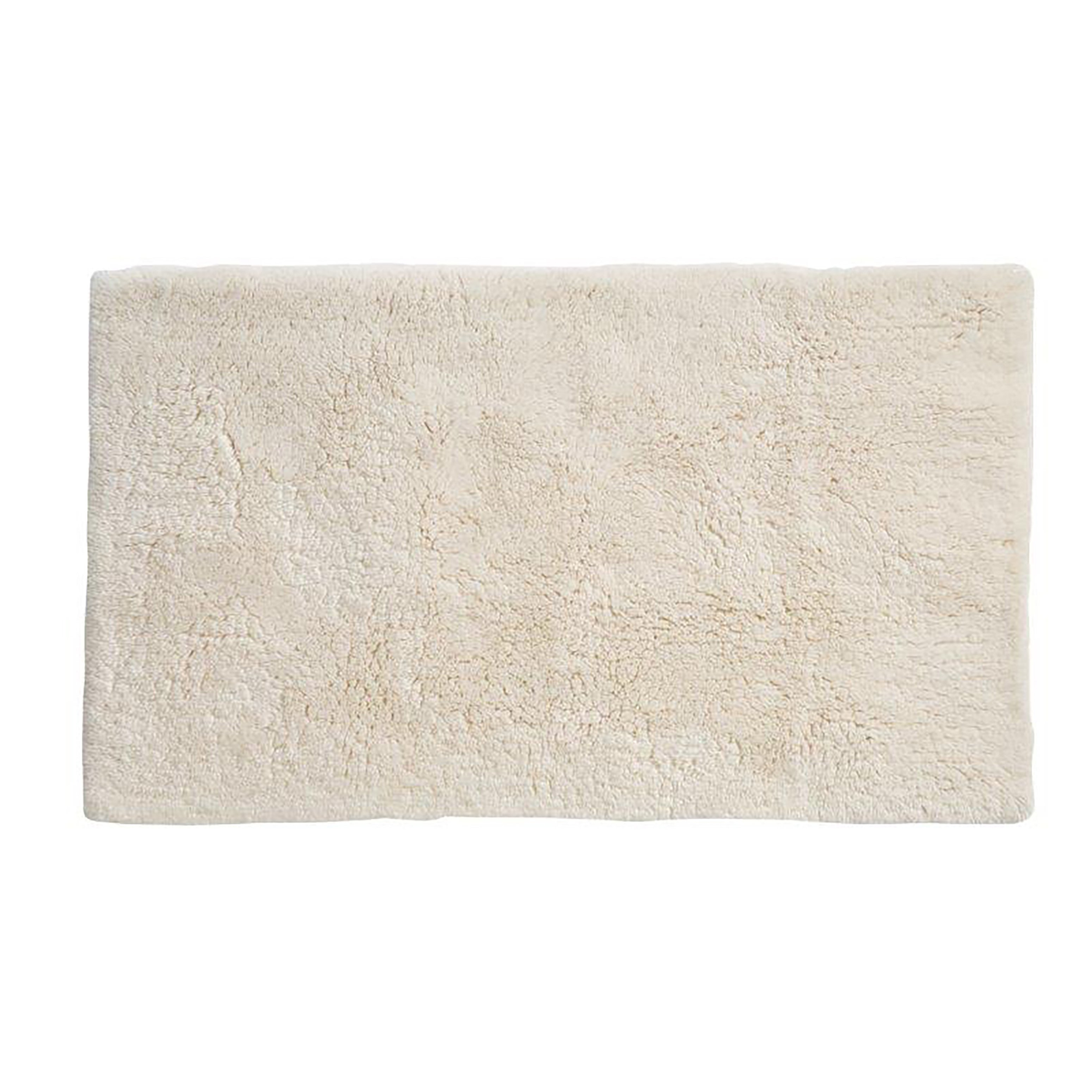 Cotton Bath Rugs With Latex Backing