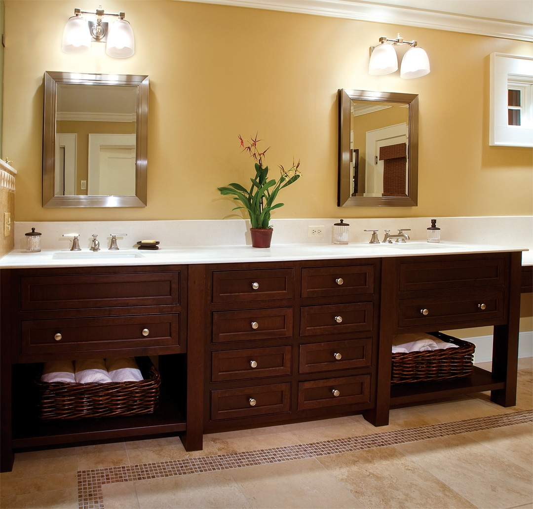 Custom Bath Vanity Design