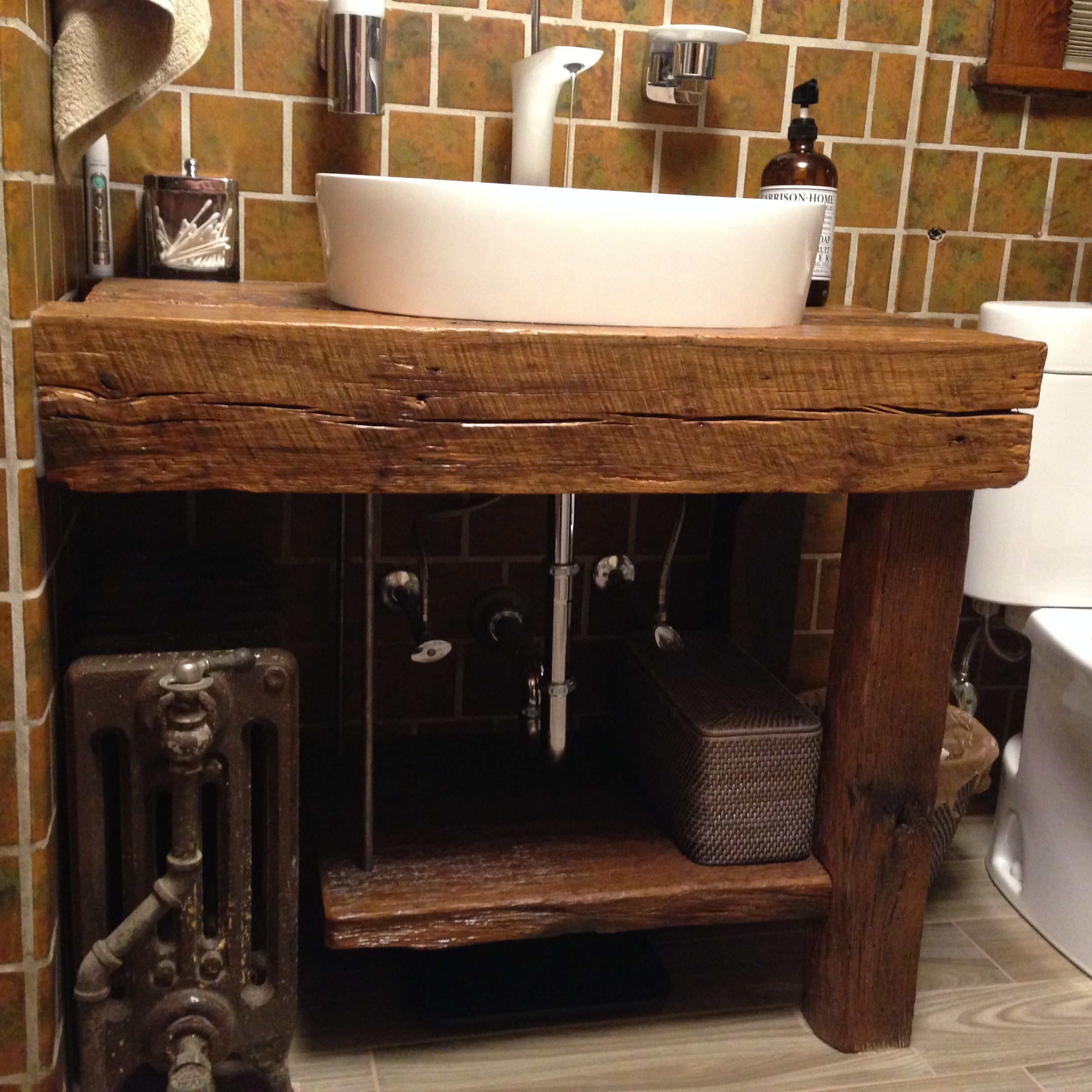 Custom Bathroom Vanity Units