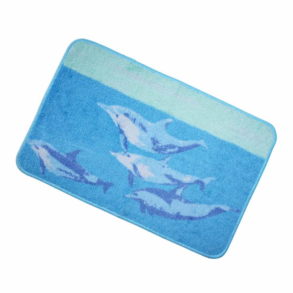 Dolphin Bathroom Rugs4 x 6 bathroom rugs