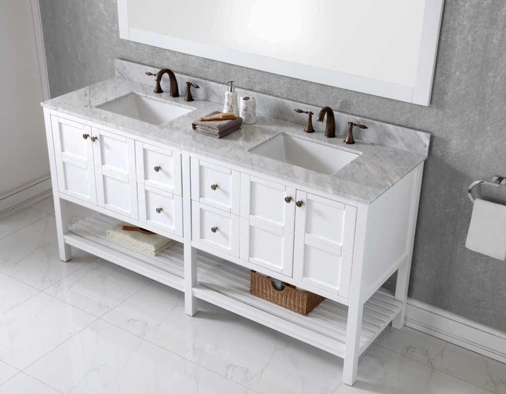 Double Vanity For Bathroom Under $500
