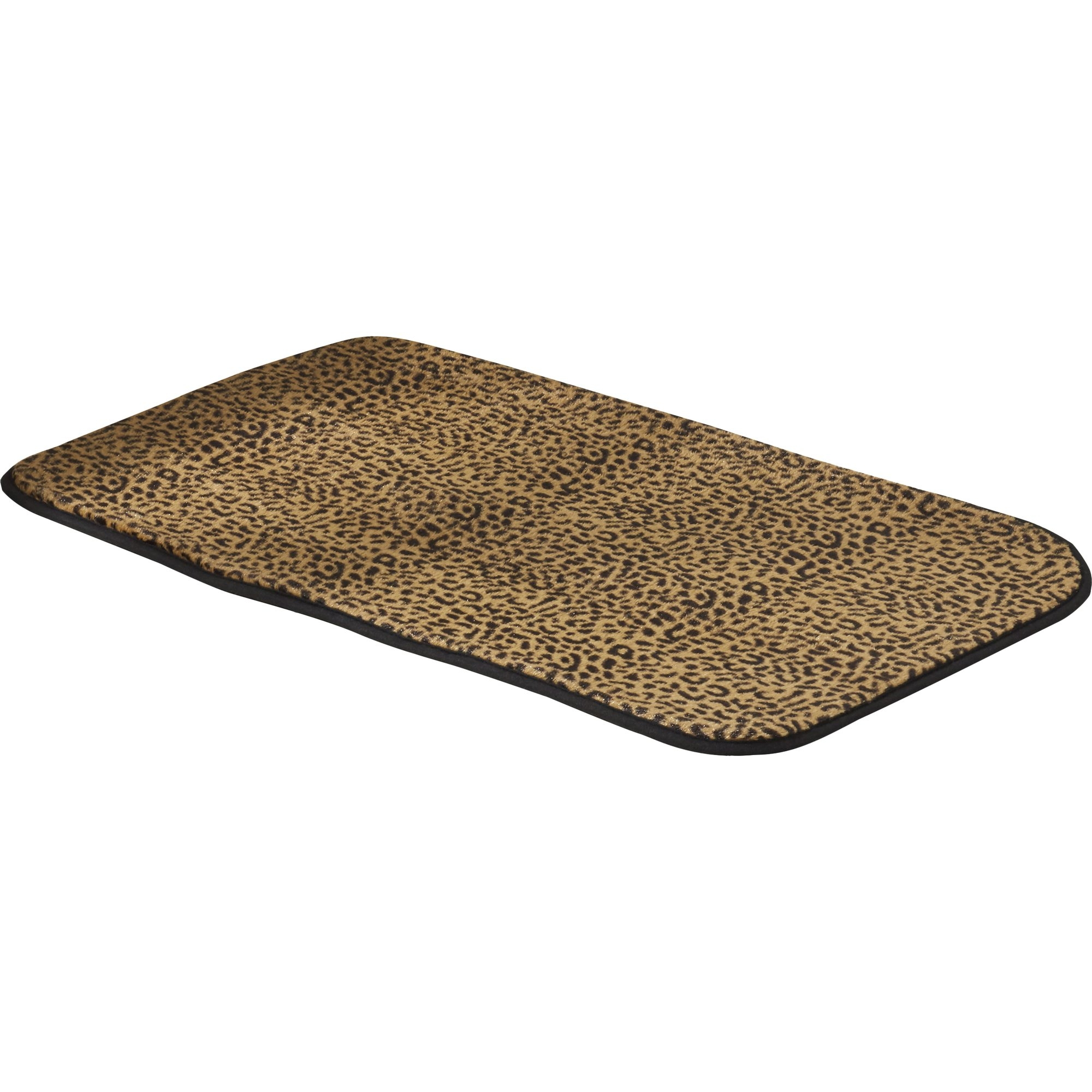 Faux Fur Bath Rugs