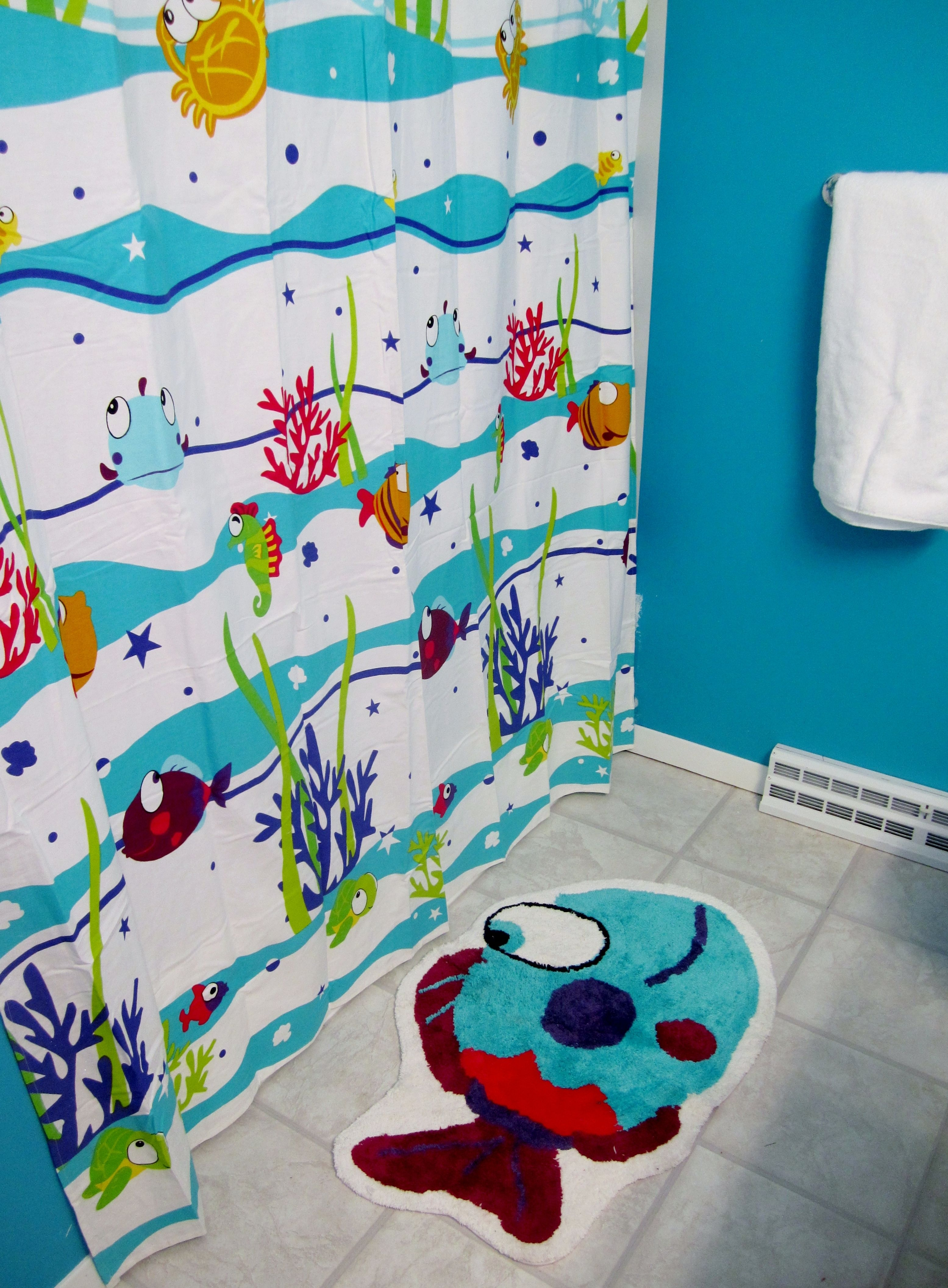Permalink to Fish Rugs For Bathroom