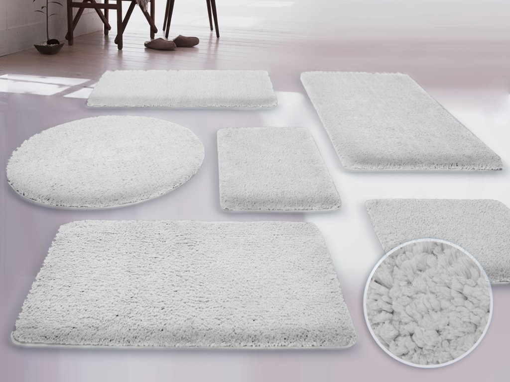 Permalink to Fluffy Bathroom Rug Sets