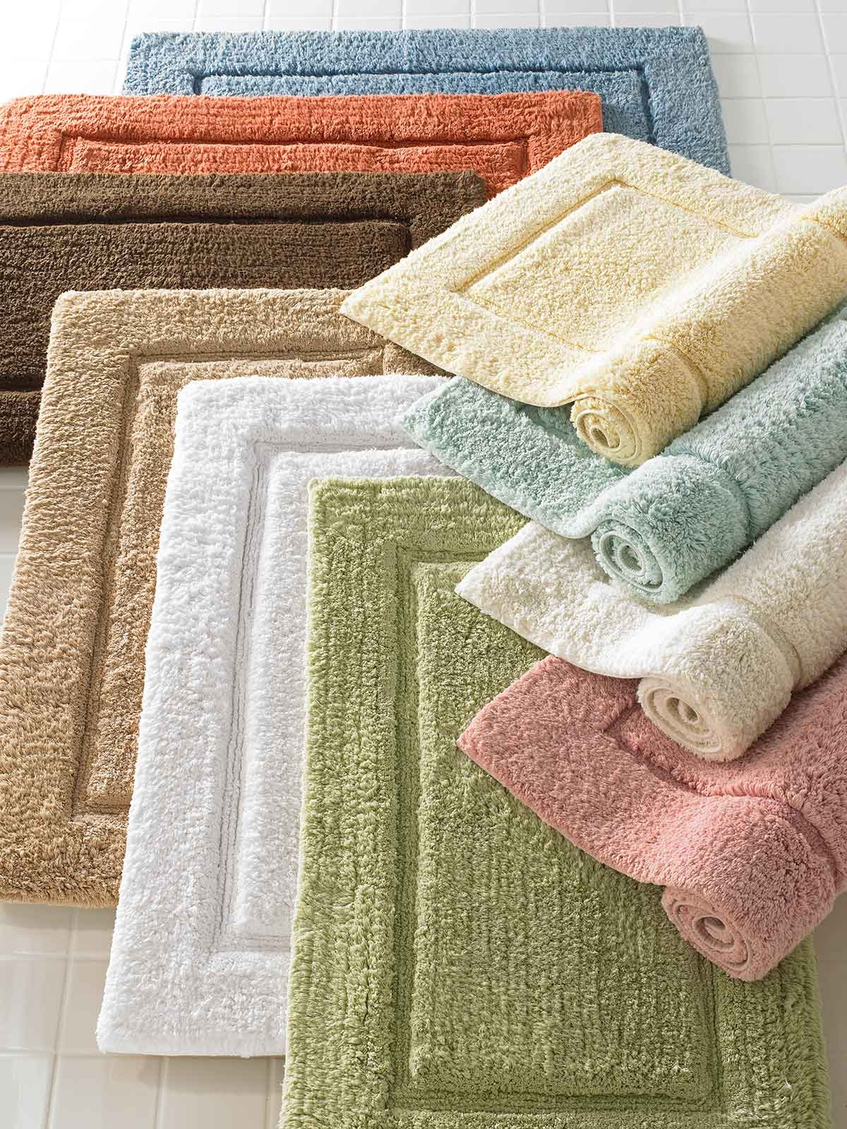 Permalink to Large Bathroom Rugs Cotton