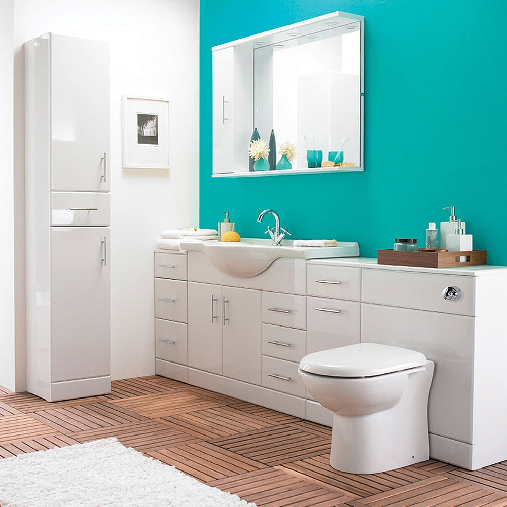 Large Bathroom Vanity Units1000 X 1000