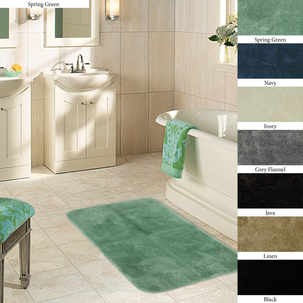 Permalink to Large Plush Bathroom Rugs