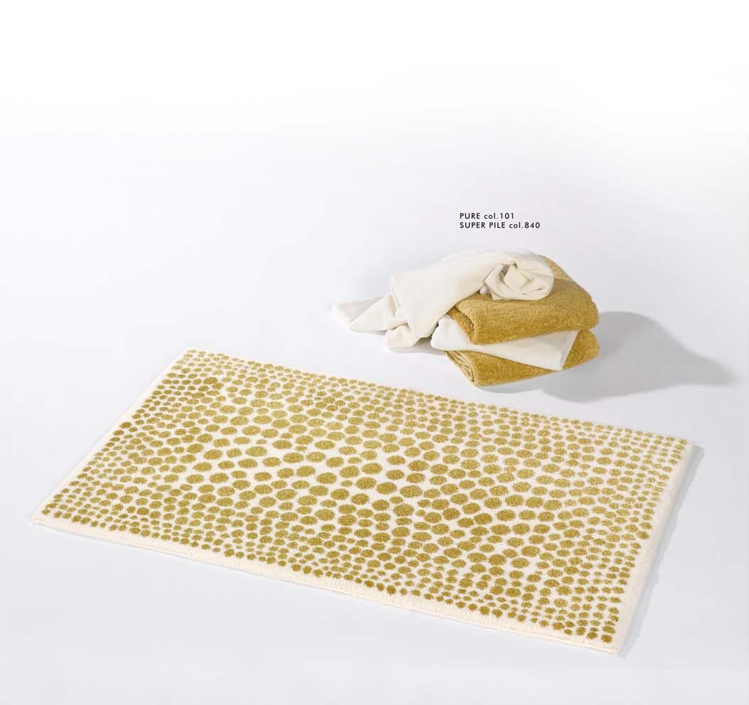 Light Gold Bathroom Rugs
