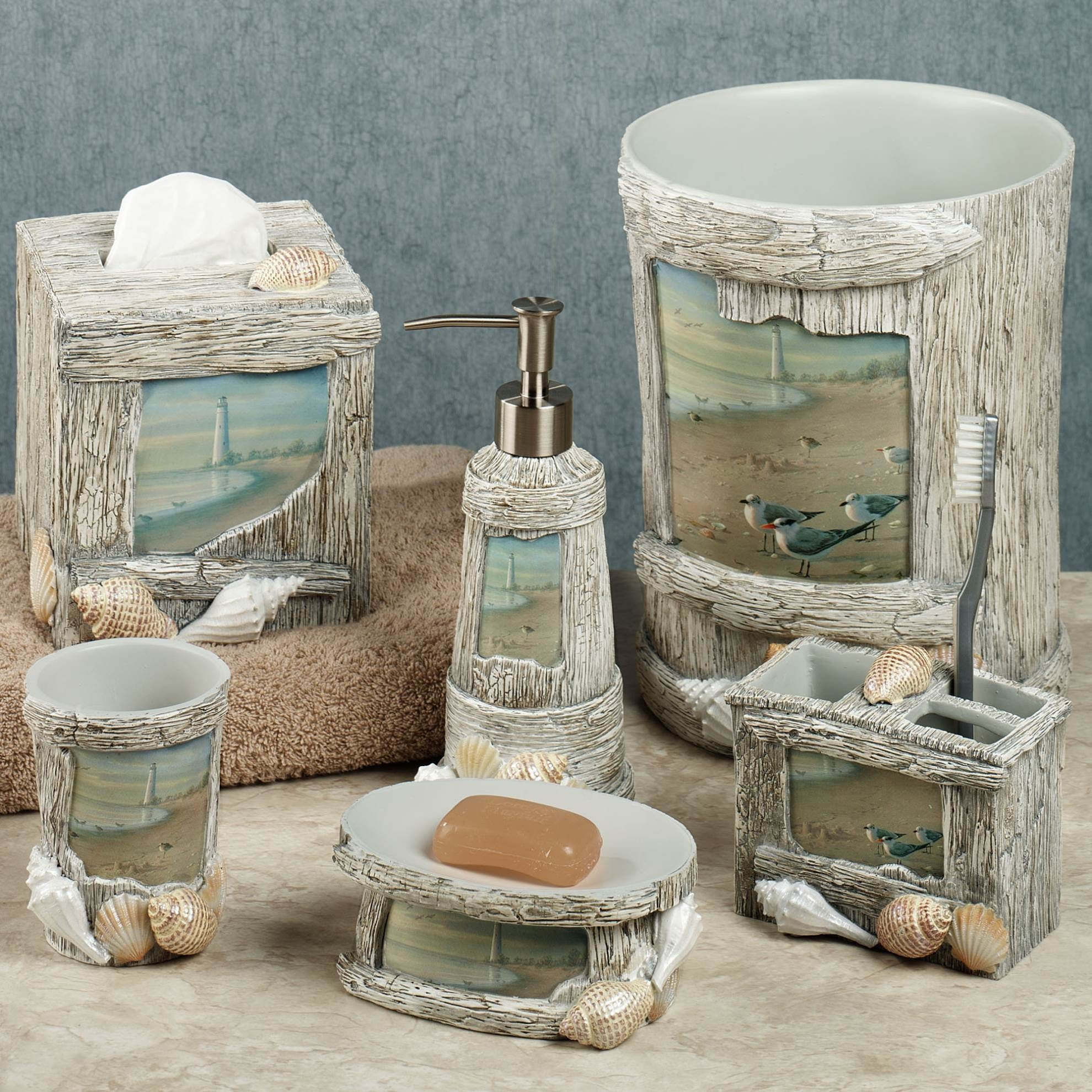 Lighthouse Bathroom Rugsbathroom breathtaking luxury nautical bathroom decor with