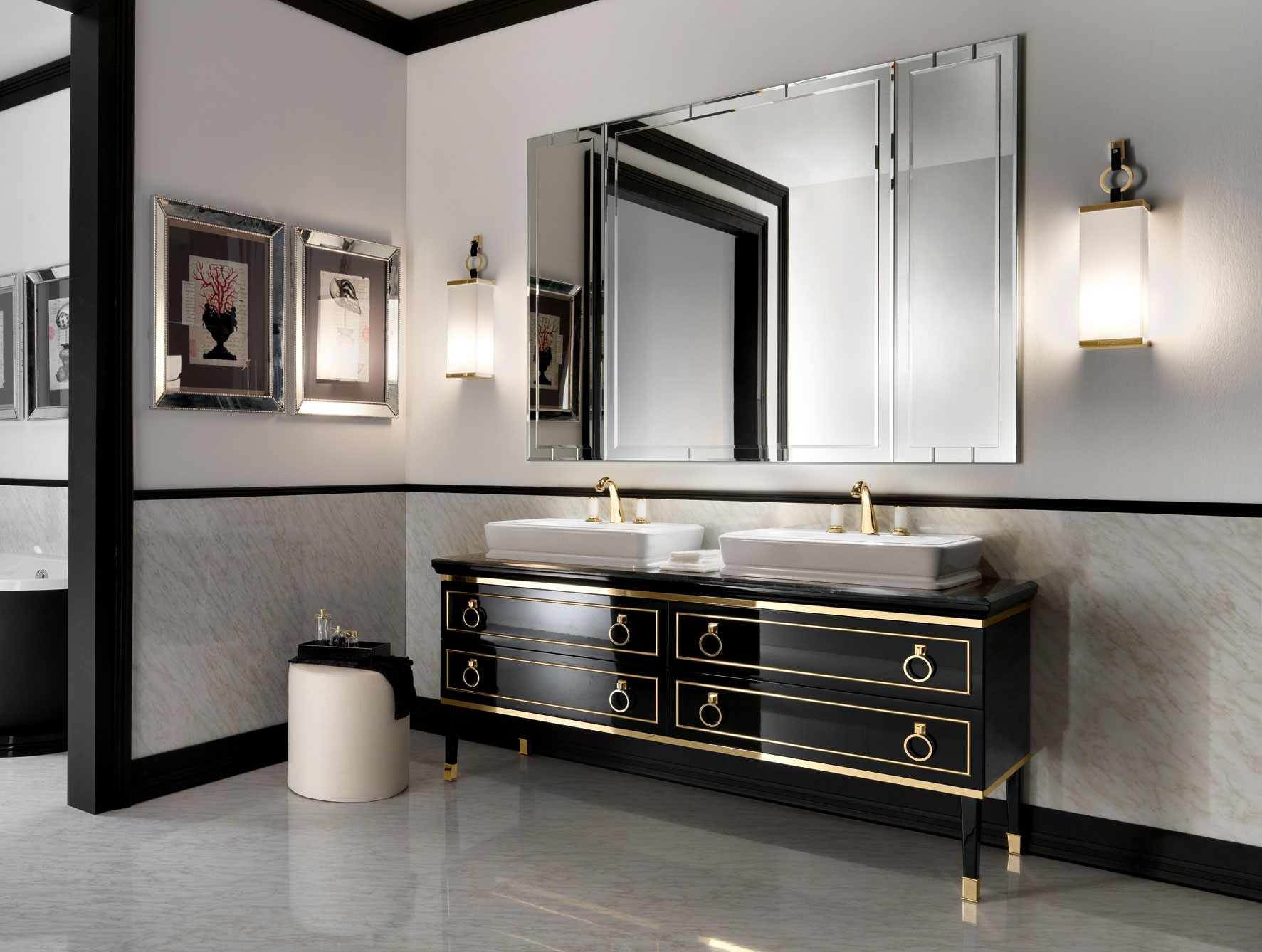 Luxury Vanity Units For Bathroom1773 X 1338