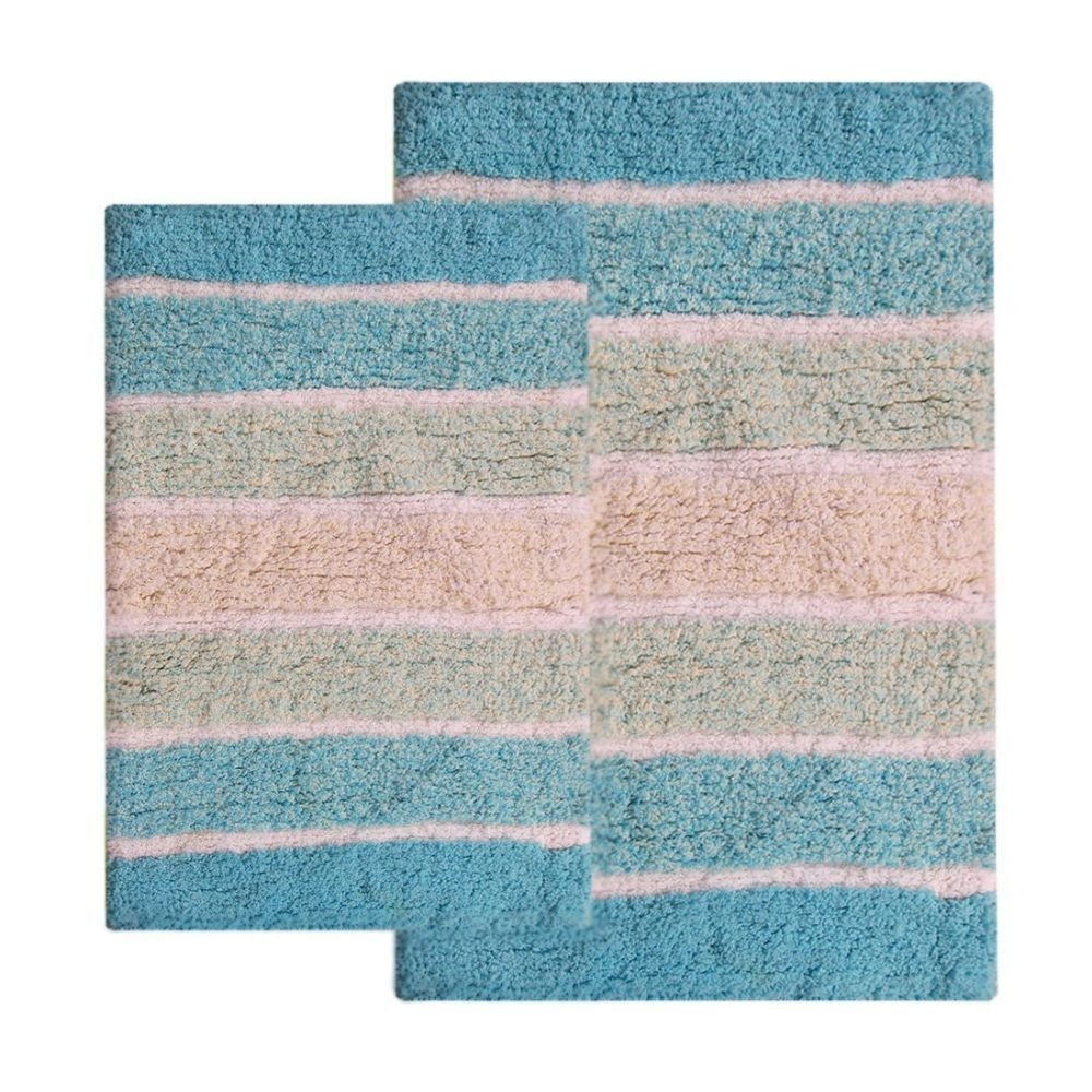 Permalink to Multi Colored Bath Rug Sets