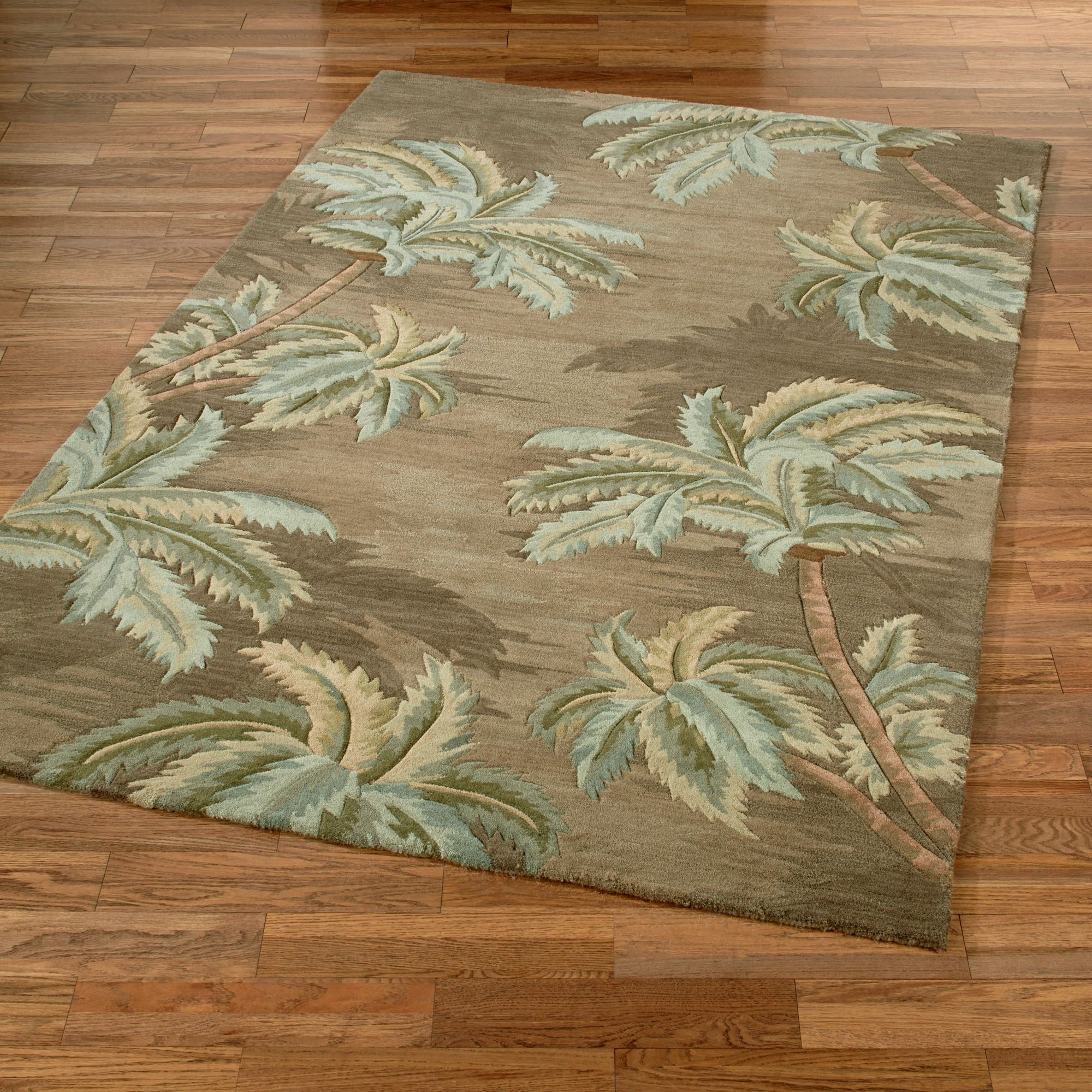 Permalink to Palm Tree Bathroom Rugs