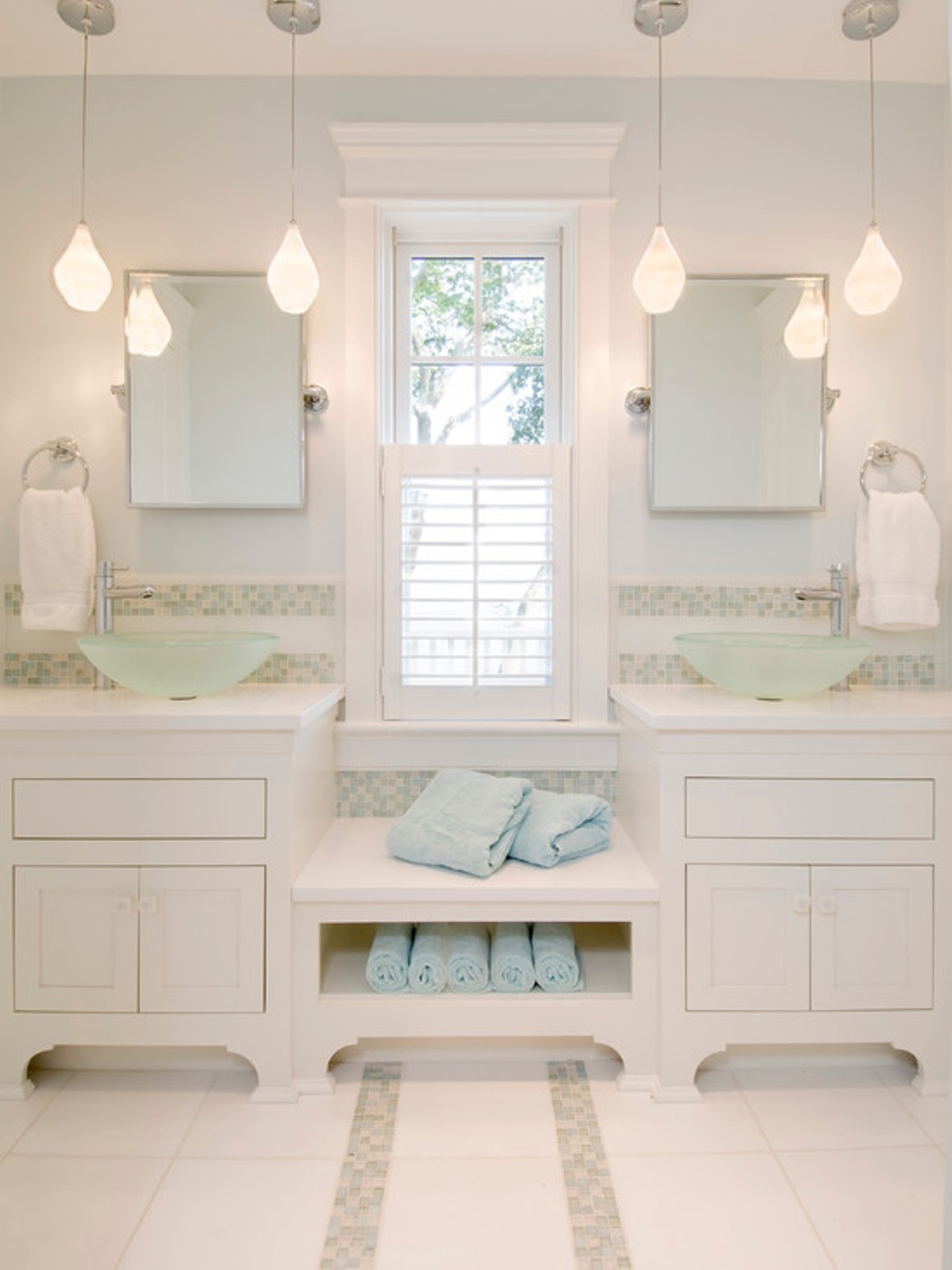 Pendant Lighting Bathroom Vanity