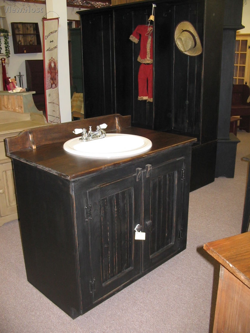 Primitive Bath Vanities