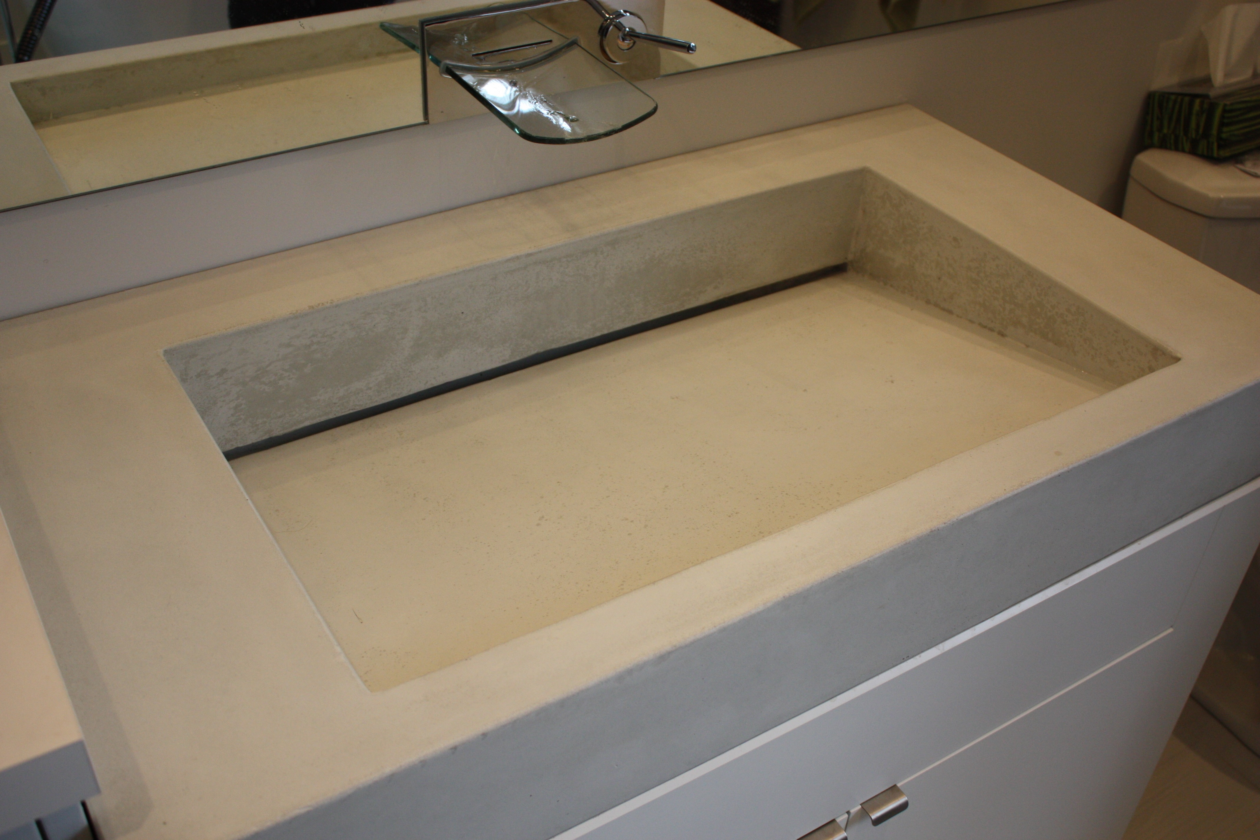 Rectangular Bathroom Sinks With Vanity
