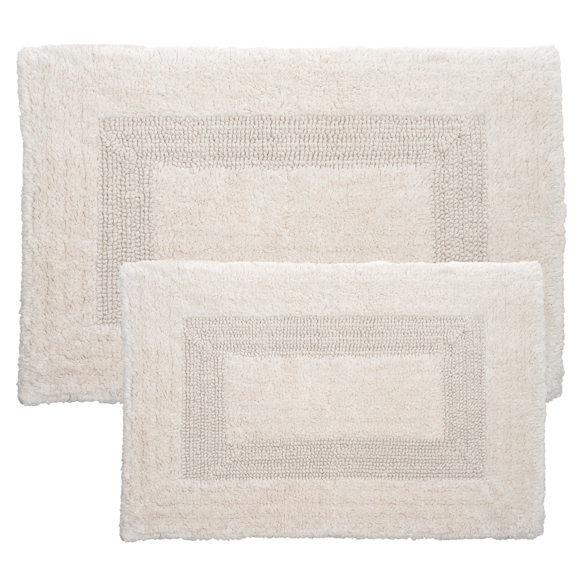 Permalink to Reversible Bathroom Rugs Sets