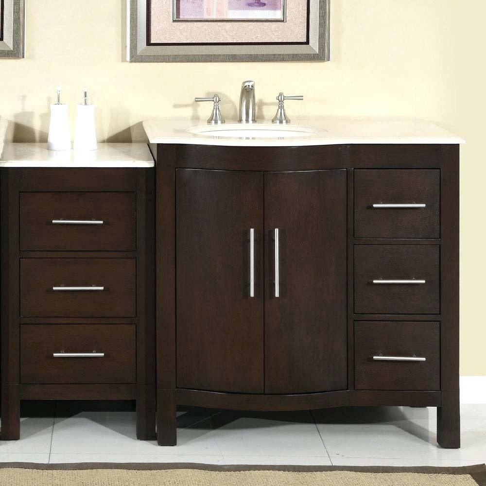 Sears Bathroom Vanity