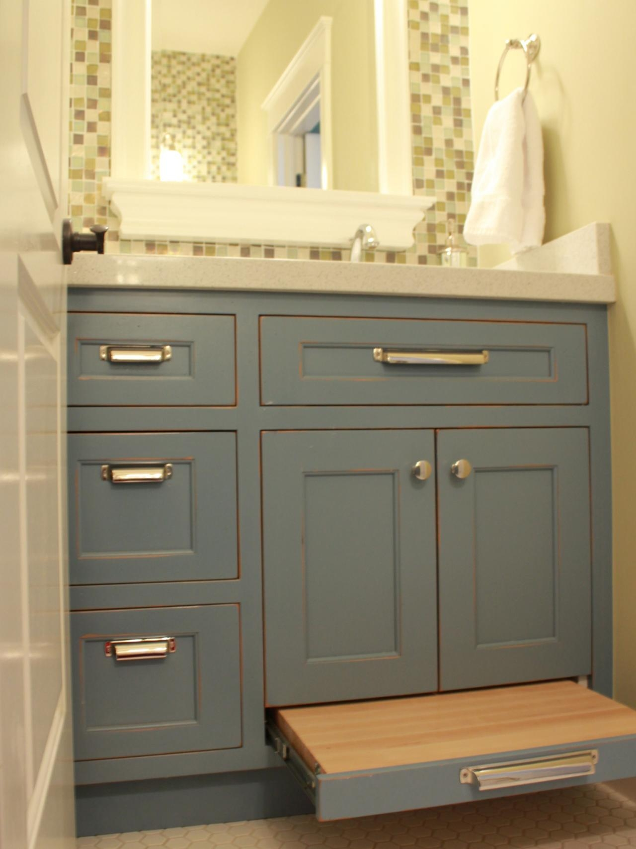 Small Bathroom Vanity Storage Ideas1280 X 1707