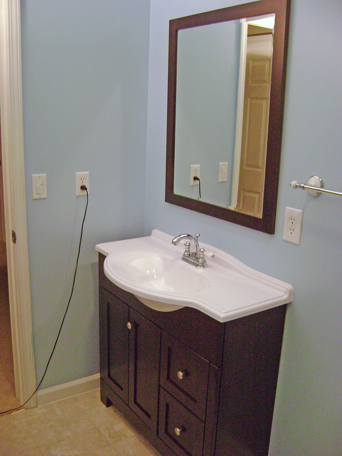 Permalink to Small Bathroom Vanity With Storage