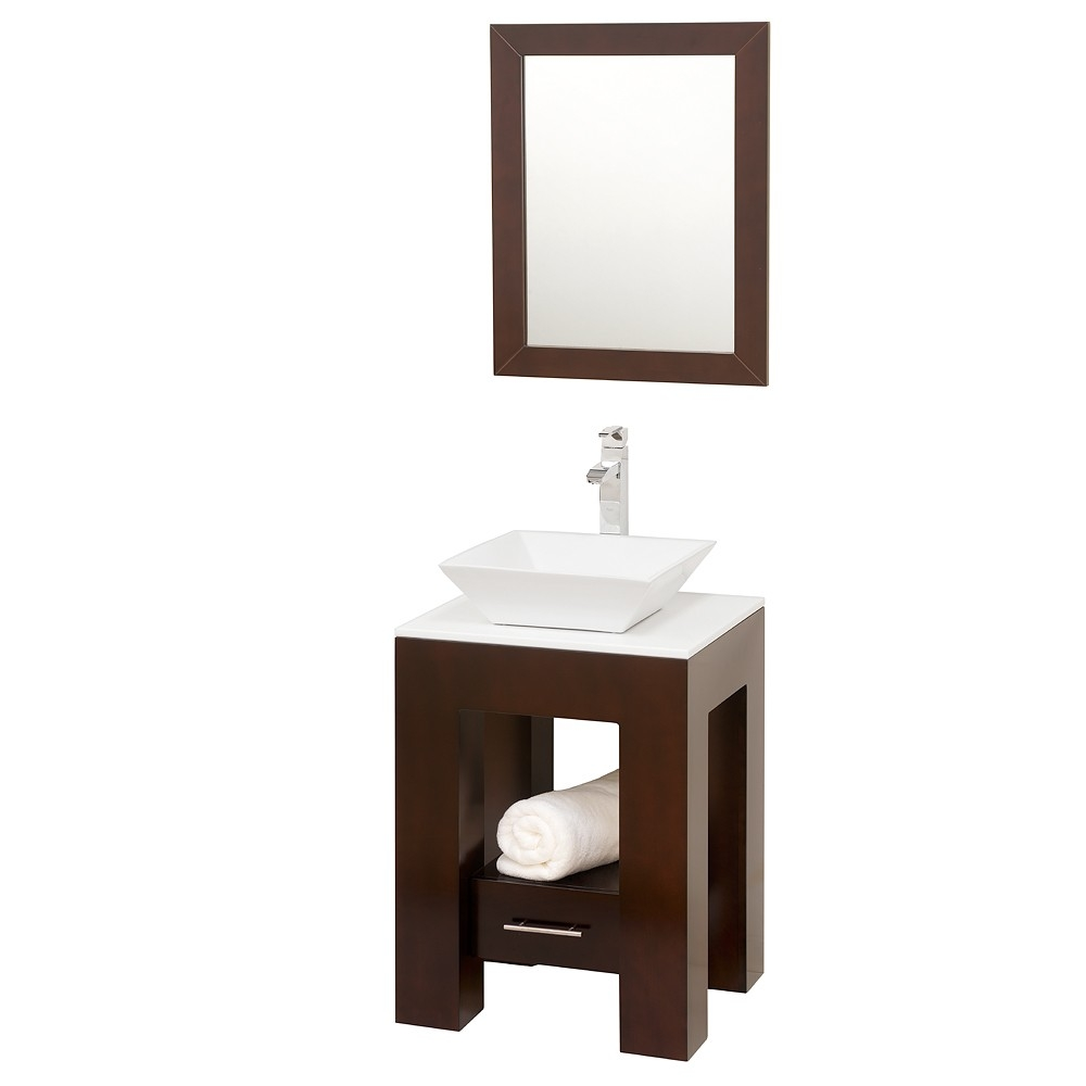 Small Vanities With Sinks For Small Bathrooms