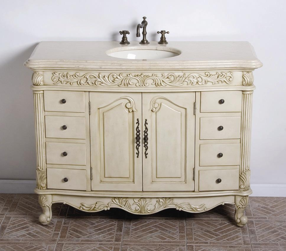 Permalink to Traditional Bathroom Vanities And Cabinets