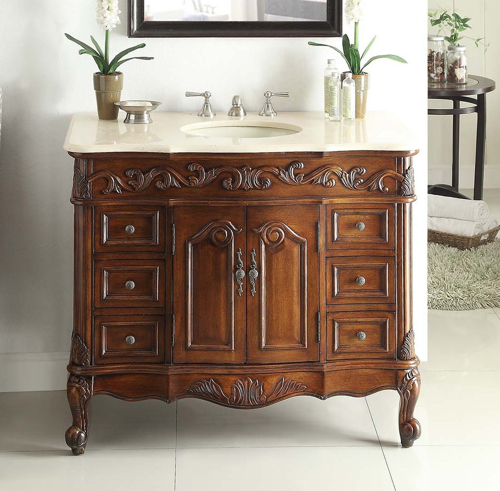 Traditional Vanities For Bathrooms