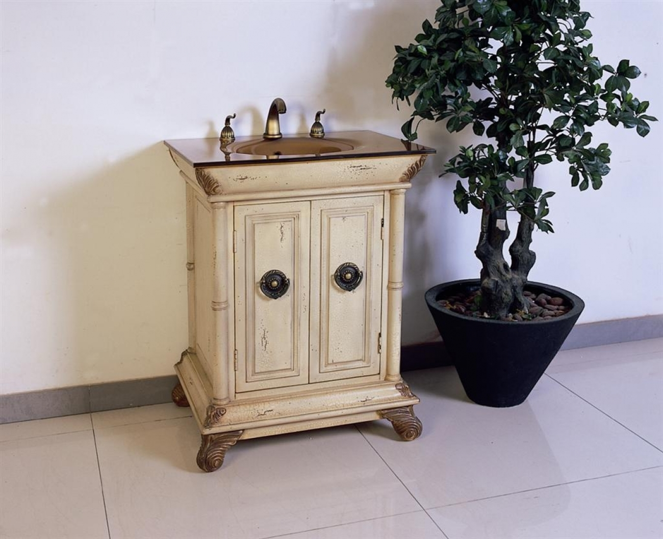 Traditional Vanities For Small Bathrooms