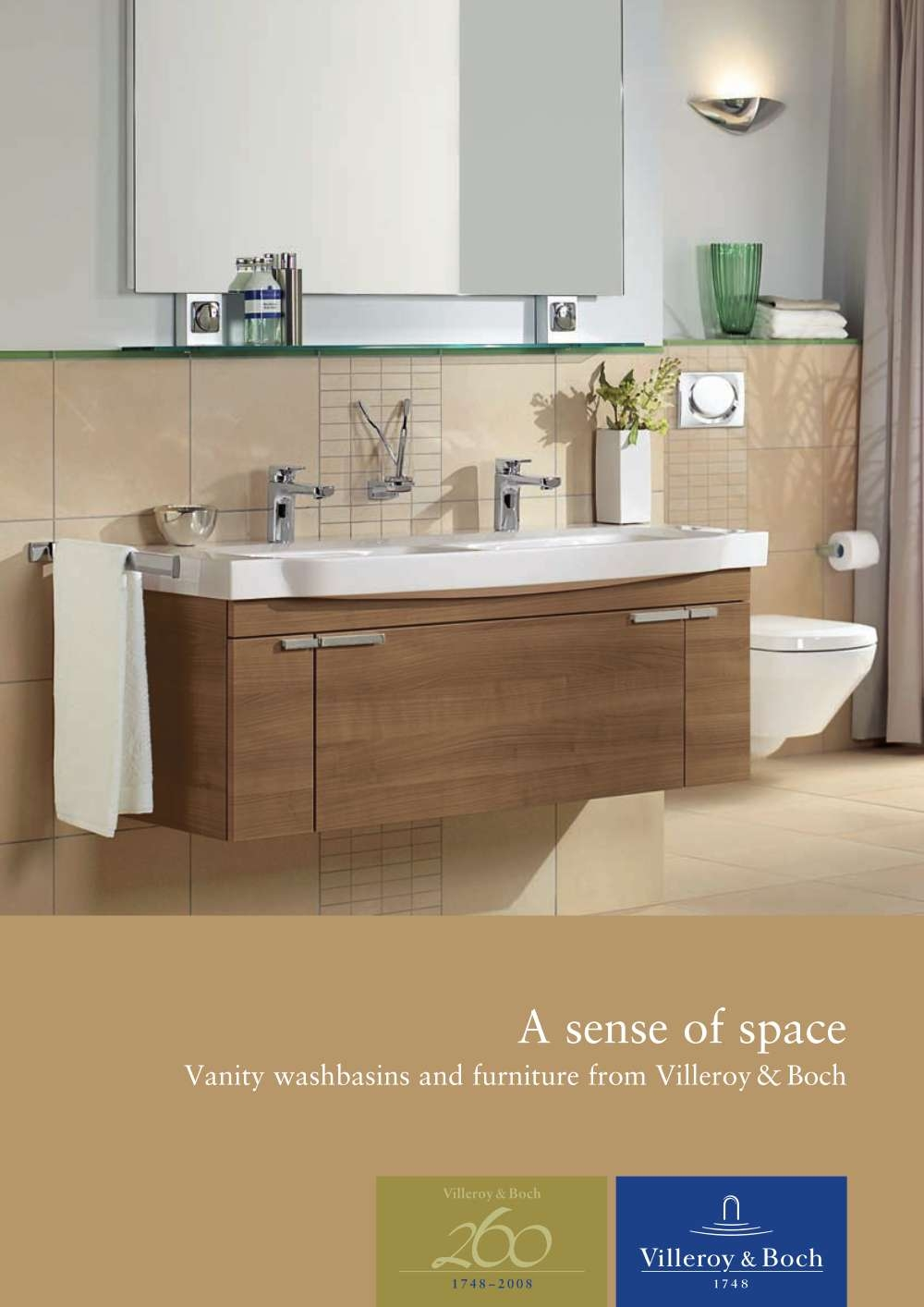Villeroy And Boch Bathroom Vanity