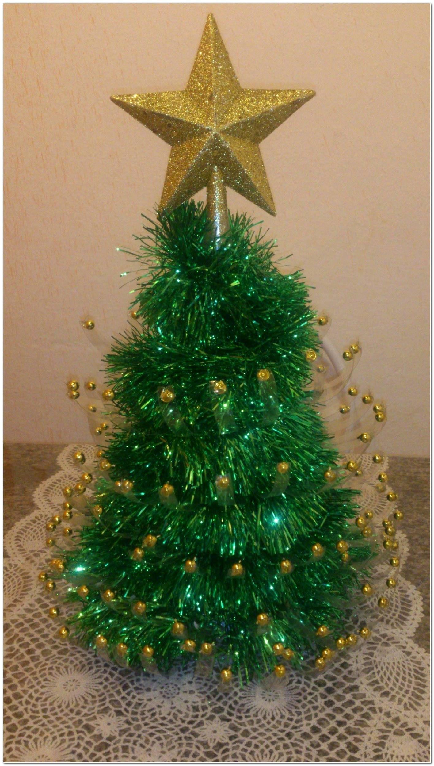 Árvore De Natal De Garrafa Pet 65 Ideias Lindas & Passo A Passo