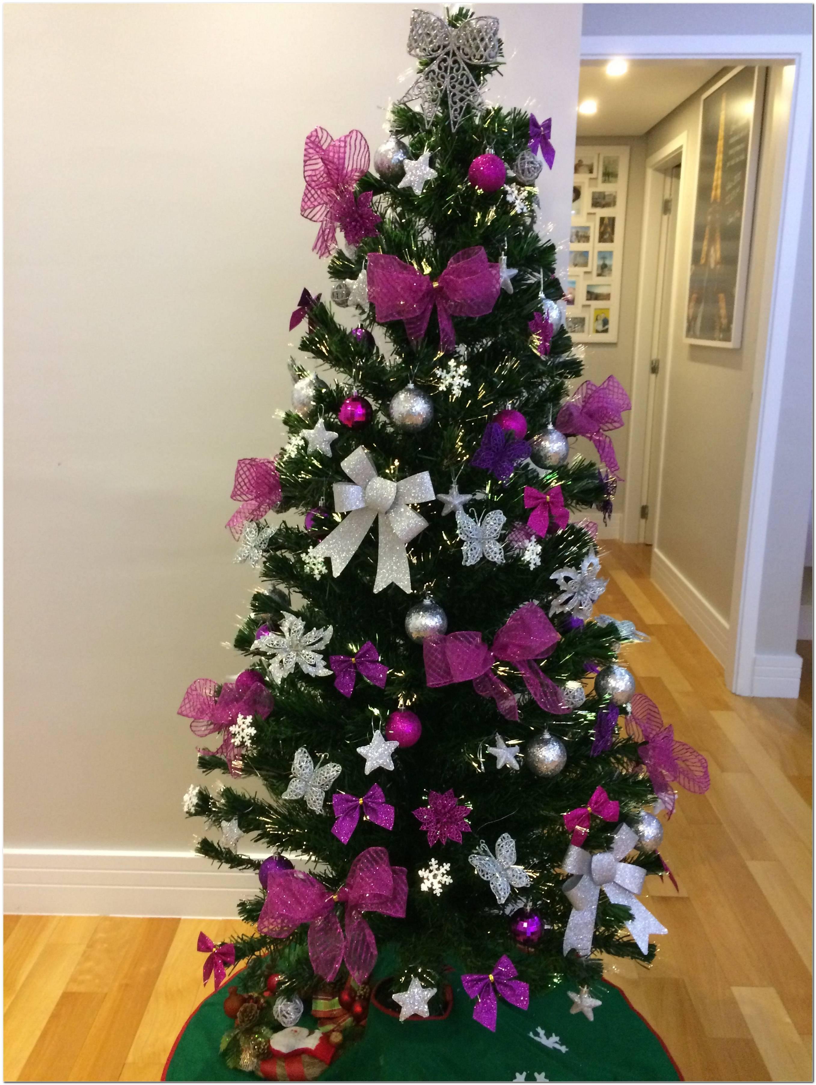 Árvore De Natal Rosa 60 Ideias Apaixonantes & Dicas Para Decorar