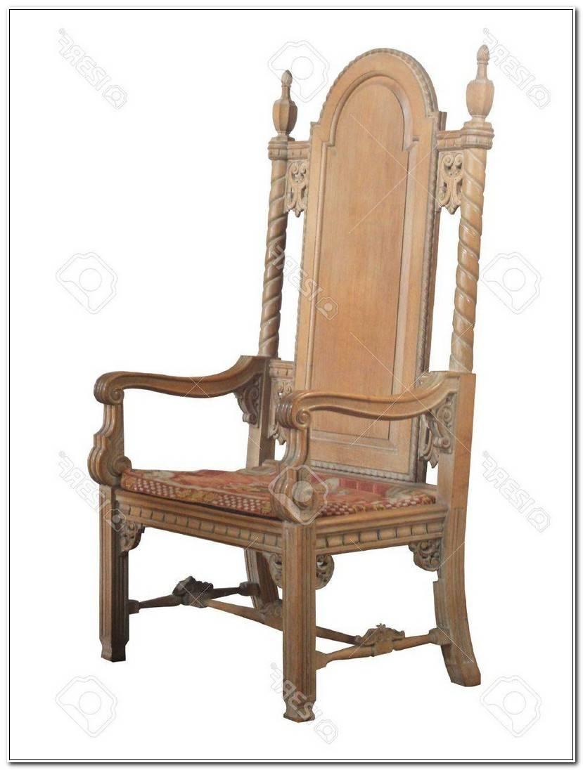 ÉLéGant Chaise D éGlise